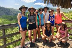 Class in Belize