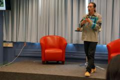 Presentation at Ryerson University 2019