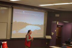 Presentation on an Anishinaabe view of the stars Western University fall 2019